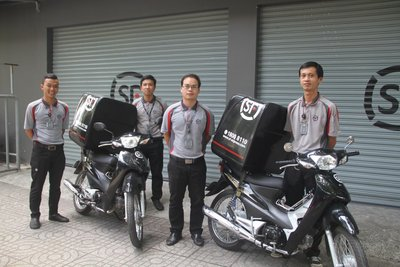 Delivery Service Firm SF Express Opens Branches in Vietnam and Thailand
