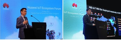 Huawei Rallies Industries to Build a Stronger IoT Ecosystem