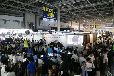 Japan's Largest, Comprehensive Trade Show for Content Business to be Held in Tokyo from June 28 to 30