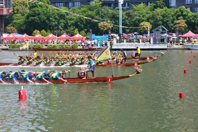 Opening Ceremonies of Zhongshan (Shiqi) Leisure Tourism Culture Festival and Dragon Boat Race Successfully Held
