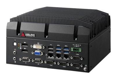 凌华科技推出新款无风扇嵌入式电脑MVP-5000