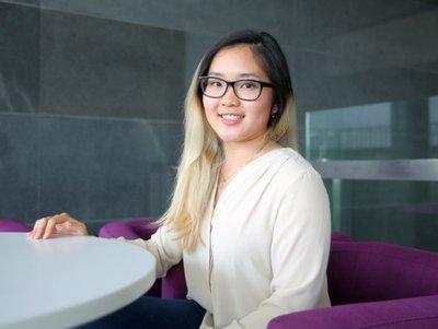 Mia Oenoto khám phá khoa học môi trường tại XJTLU