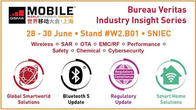Bureau Veritas announces the launch of Industry Insight Series at MWC Shanghai