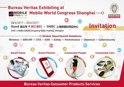 Bureau Veritas offers VR Laboratory Experience at MWC Shanghai