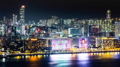 Sino Group Presents Large-scale LED Light Show and Community Activities to Celebrate the 20th Anniversary of the Establishment of Hong Kong Special Administrative Region