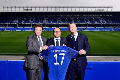Blackwell Global Becomes the First Official Forex and Brokerage Partner of Everton Football Club