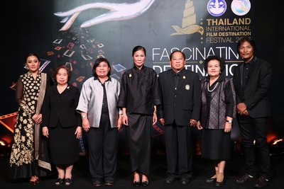 "Tourism and Sports Minister Mrs Kobkarn Wattanavrangkul announces the launch of the 5th Thailand International Film Destination Festival 2017, with an aim to push Thailand as World's Best Film Location. This year's concept is ""FASCINATING DESTINATION"", focusing on promoting the eight tourism clusters in Thailand through a series of activities, such as a short film competition and the screening of famous films shot in Thailand. TIFDF 2017 will take place during July 4-27, 2017"