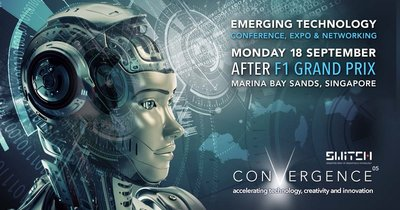 Convergence: A Consumer Revolution, 18 September, Marina Bay Sands