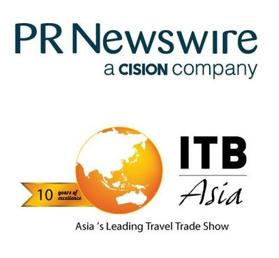 PR Newswire Forges Partnership with Messe Berlin to Boost Regional Media Coverage of ITB Asia