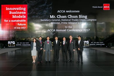 ACCA calls for businesses to continuously innovate their
