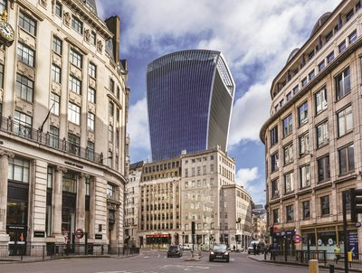 LKK Health Products Group Acquires Landmark Office Building at 20 Fenchurch Street in London for GBP1.2825 Billion