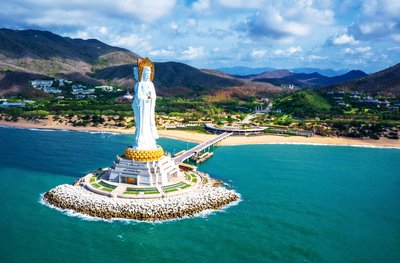 Sanya Tourism Development Commission: China's renowned tropical coastal city is emerging as an international vacation destination
