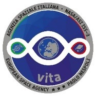 Vitality, Innovation, Technology and Ability are the words of the acronym VITA (LIFE in Italian), characterising Paolo Nespoli's mission.