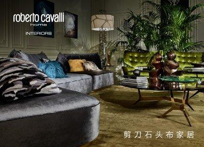 剪刀石头布家居 Roberto Cavalli Home Interiors 全球旗舰店