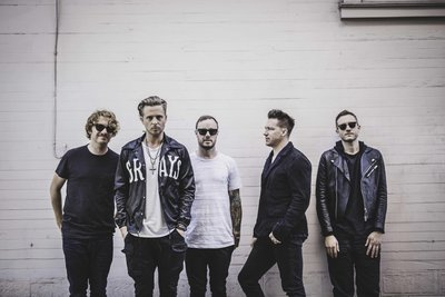 American Pop-rock Band OneRepublic Live in Shanghai on September 27th