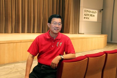 Stephen Riady donates $10M to the NTUC Education and Training Fund in support of continuous education in Singapore