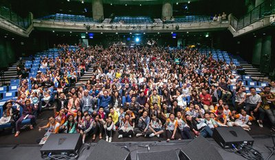 Youth Square x Vocal Asia Vocal Asia Festival 2017 -- Featuring more than 300 A Cappella gurus and lovers, Curated a 4-day Music Fiesta