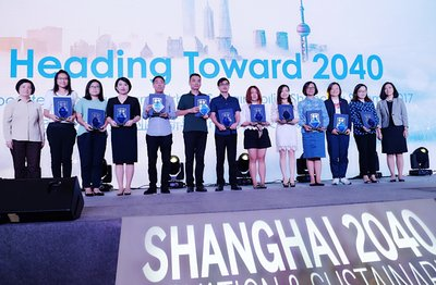 Air Liquide China recognized for its sustainability approaches by Shanghai Municipal Government