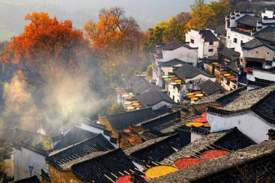 Huangling Village Earns 'Sino-foreign Most Beautiful Shooting Location' Honors at 74th Venice International Film Festival