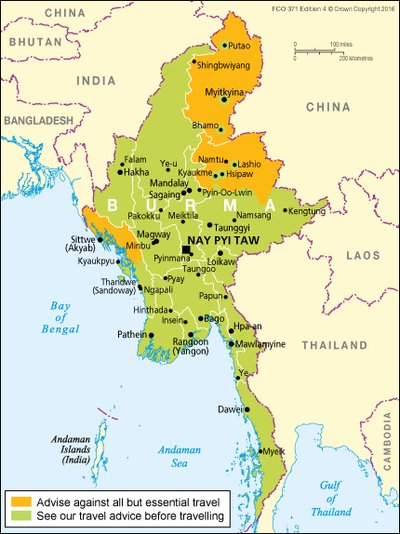 Myanmar Tourism Marketing (MTM) calls for continuous support for all communities in Myanmar and MTM focuses on travelling safely in Myanmar's green zones