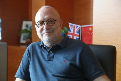 Xi'an Jiaotong-Liverpool University appoints new Vice President for Academic Affairs