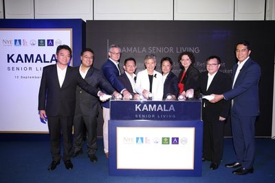 Four leading developers jointly invest in Kamala Senior Living, Asia's newest luxury lifestyle retirement community for independent living in Phuket