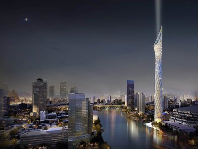 Bangkok to get 459-metre city observation tower