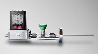 MDC公司的质量流量控制器气体棒集成了艾里卡特的MCE系列质量流量控制器,用于精密的真空气体流量控制
