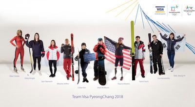 Visa宣布征战2018年冬季奥运会和残奥会的Visa之队阵容