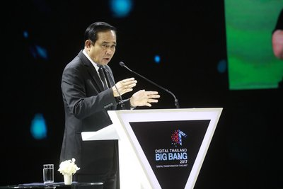 Thailand Pivots Digital Strategies and Seeks to Grow Tech Sector with an Impact on GDP