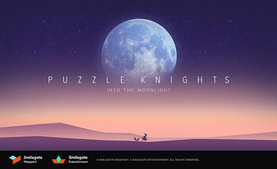 Smilegate Soft Launches New Mobile Game �Puzzle Knights� in 5 Countries