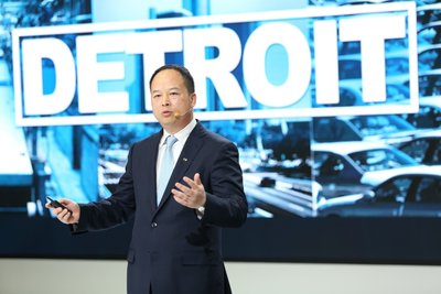 Yu Jun, president of GAC Motor, noted the company has forged a new path that is directed to the high-end market, guaranteed by top quality and driven by innovation