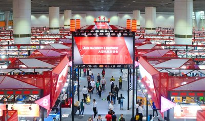 1700 construction machinery exhibitors ready for the 122nd Canton Fair