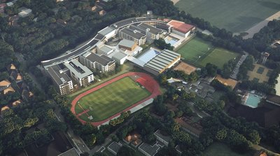 New Purpose-built Campus Designed to Extend ISKL's Educational Leadership