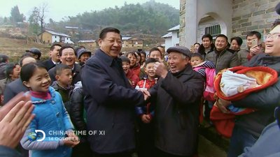 Discovery Channel Delves into Time of Xi