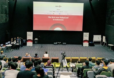 Developing Programmers' Talent through Indonesia's First Ruby Conference