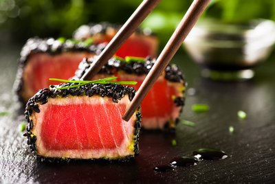 Japan is known as the country connoisseurs of high-quality fresh sushi make pilgrimage to.