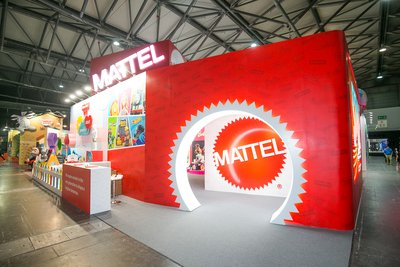 Mattel Has A Strong Debut at China Licensing Expo 2017 and Showcases Evergreen Brands and Its Multidimensional Licensing System