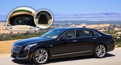 Seeing Machines Technology Enables GM Super Cruise Driver Assistance System