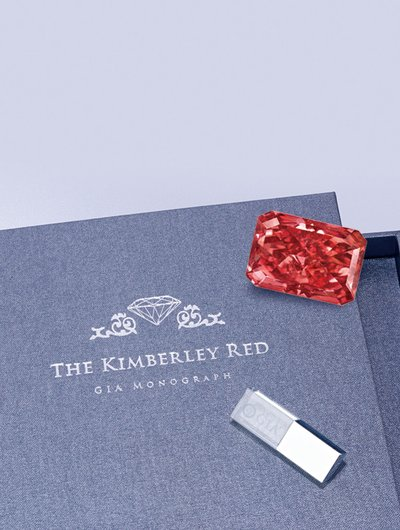 Rare Argyle Fancy Red Diamond is Being Debuted at Taiwan Jewellery & Gem Fair from 3-6 November