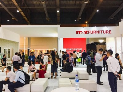 Chongzhou furniture industry exhibiting overseas, favoured by 15000 professional buyers