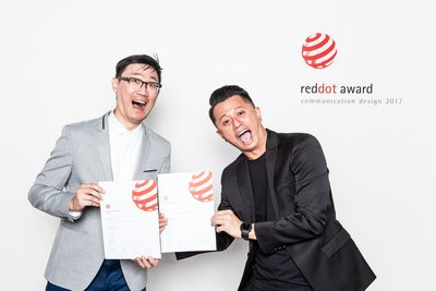 Security Master Wins Red Dot Design Award for Outstanding Interface and User Experience
