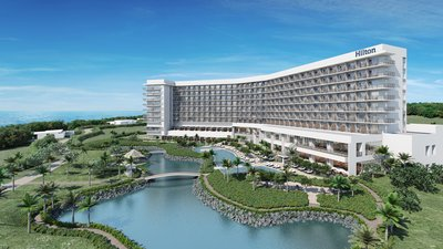 Mori Trust, Hilton Grand Vacations and Hilton Announce New Development on Sesokojima Island, Okinawa