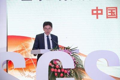 SGS集团首席执行官吴国宏致辞