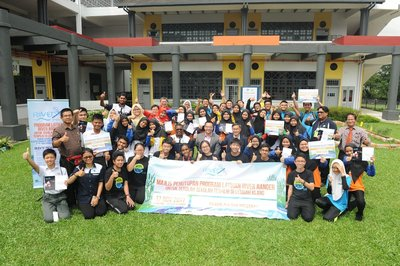 Dow, Malaysian Plastics Manufacturers Association (MPMA), and Global Environment Center (GEC) sponsor RIVER Ranger Program to Educate Students on River Waste