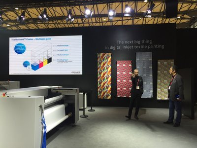 The Next Big Thing In Digital Inkjet Textile Printing -- Interview with Mr. Reto Simmen, CBO of Mouvent, by TPF