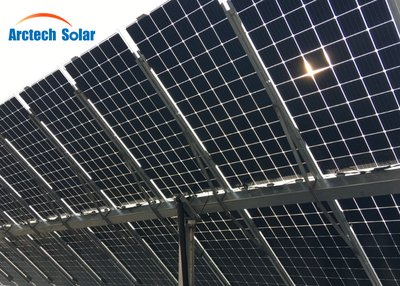 First Tracker Designed for Bifacial Module & Certified by CPP, SkySmart Made its Debut in Global Market