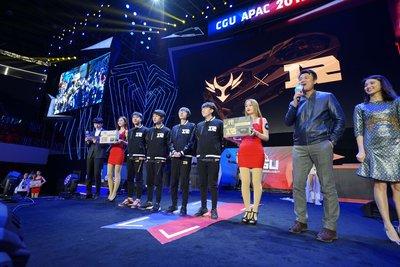 CGU APAC 2017盛大开幕 七彩虹&NVIDIA联手打造电竞盛宴