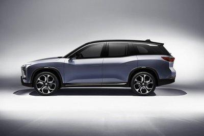 麦格纳鼎力支持中国新兴汽车公司蔚来新车上市