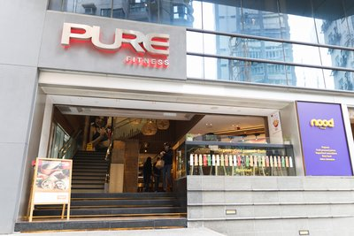 By 1 January 2018, there will be a total of 9 Pure Fitness locations in Hong Kong and 3 in Singapore.